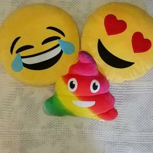 Other - Emoji Pillows